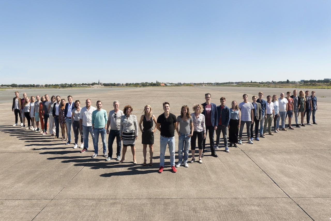 Soldaat van Oranje maakt nieuwe cast bekend