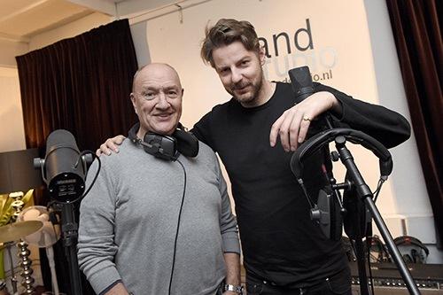 Henk Poort in nieuwe single De Jeugd van Tegenwoordig