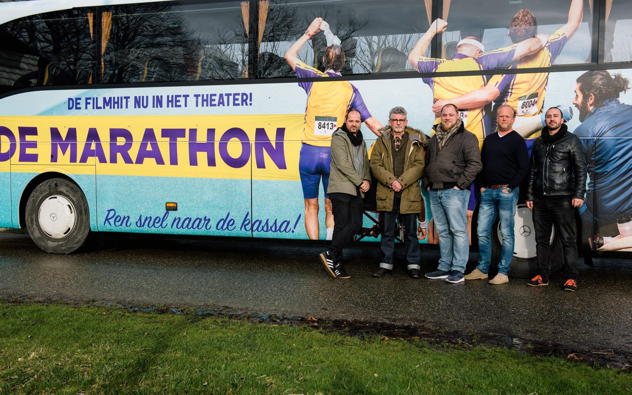 'De Marathon' begint aan repetities