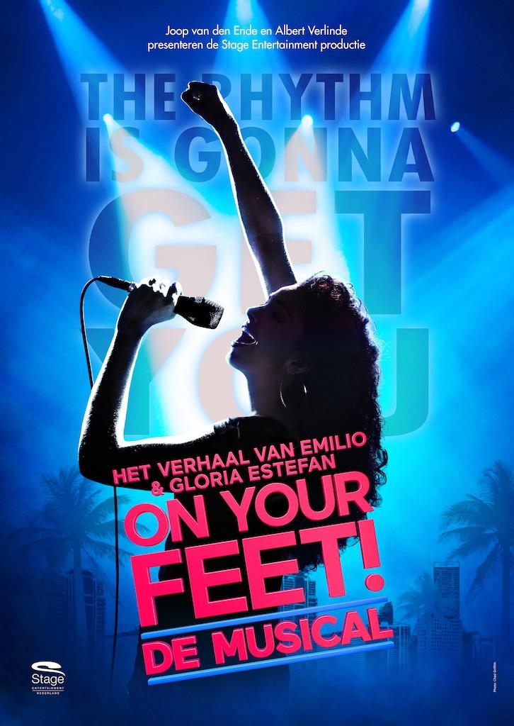 Eerste try-out 'On Your Feet!' een dag vervroegd