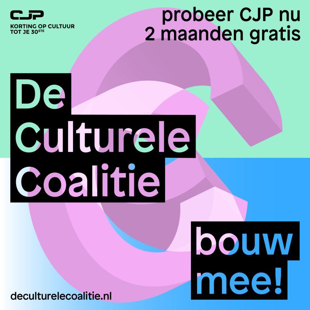 De Culturele Coalitie: twee maanden gratis kortingen op musicals