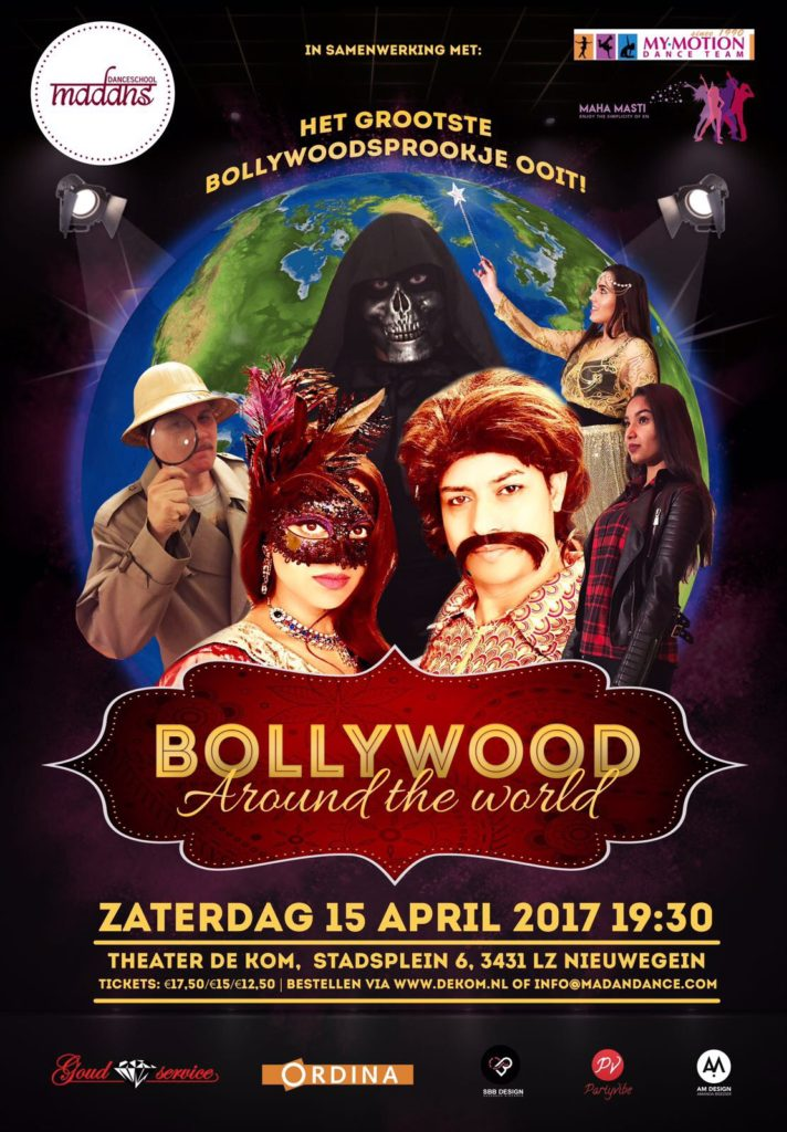 Indiaas sprookje in 'Bollywood around the World'