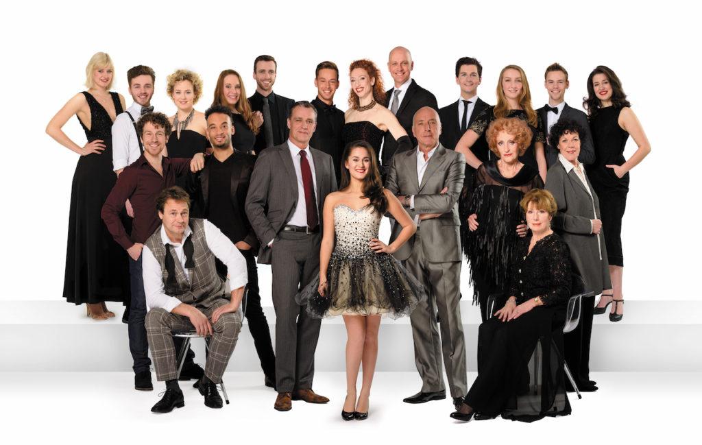 Chris Tates, Esmée Dekker, Sjoukje Hooymaayer, Alfred van den Heuvel en Han Oldigs spelen de hoofdrollen in My Fair Lady
