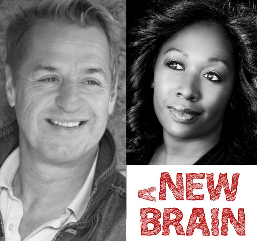 Tony Neef en Peggy Sandaal in 'A New Brain'