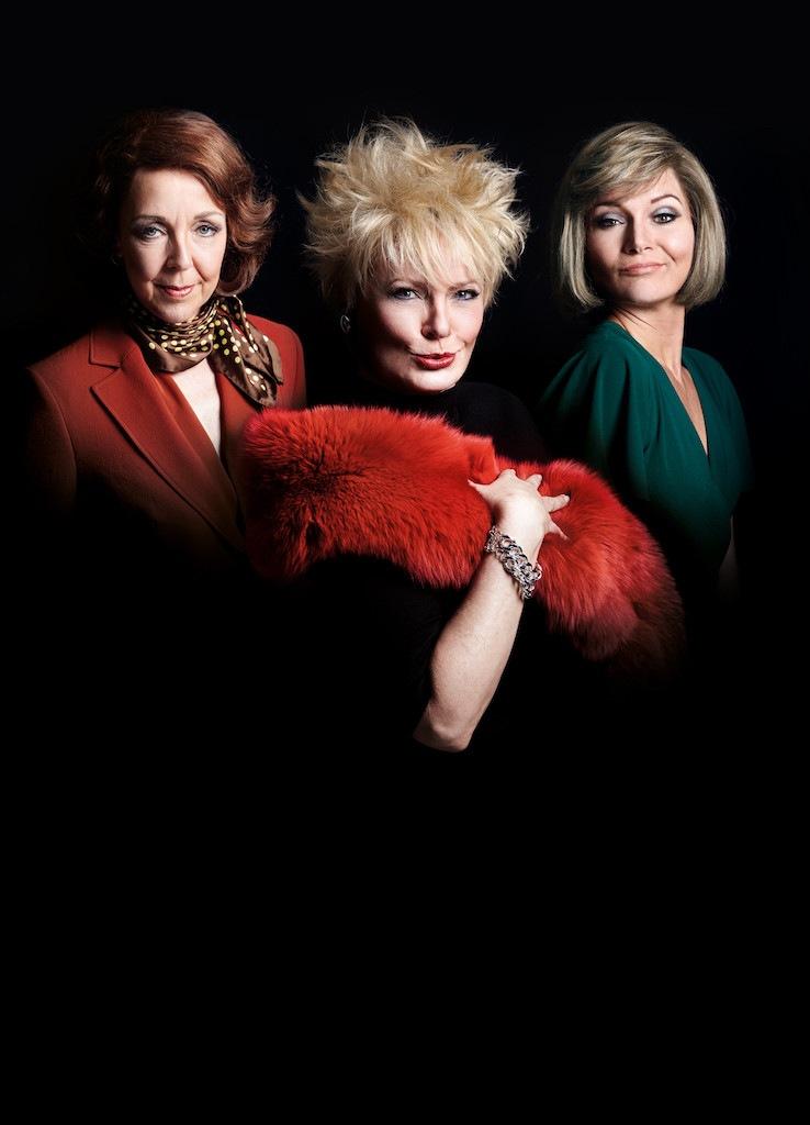 Beste musical 'De Grote Drie' exclusief terug in het DeLaMar Theater
