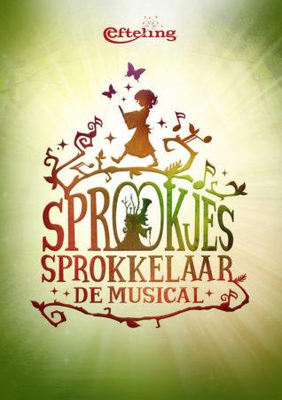 Efteling-musical 'Sprookjessprokkelaar de Musical' gaat op tournee