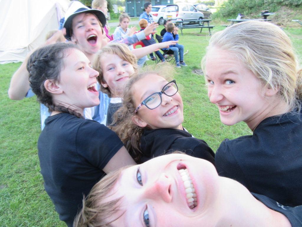Musicalkampen bij Dutch Junior Musical Academy