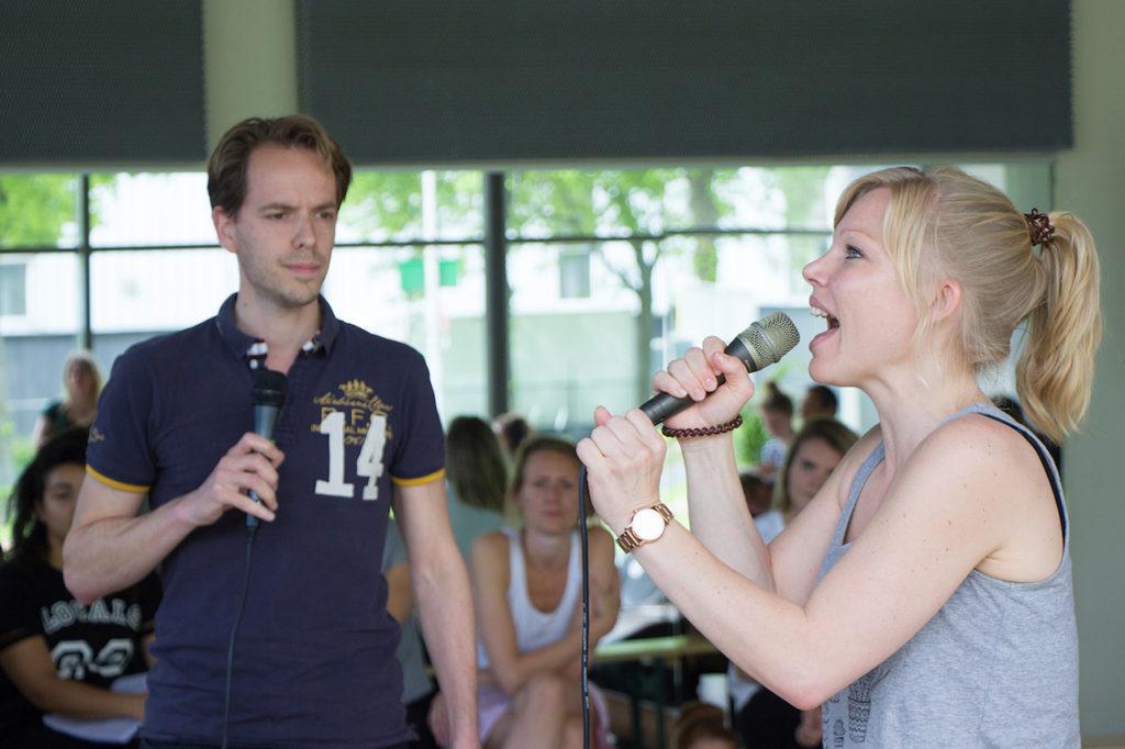 Amsterdam Musical speelt Legally Blonde