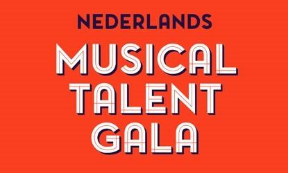 Nederlands Musical Talent Gala in Tilburg