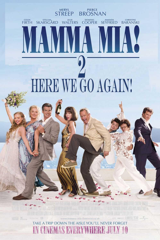 Zing mee met 'Mamma Mia! Here We Go Again'
