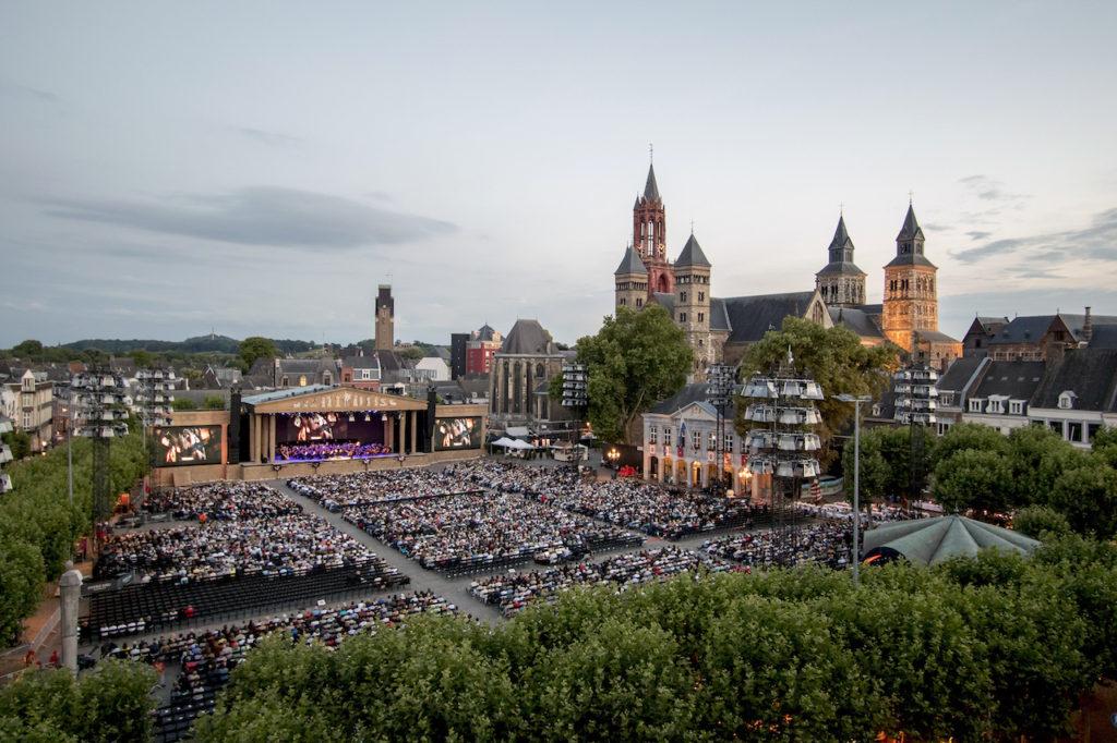 Wereldpremière in Maastricht met 'West Side Story Live'