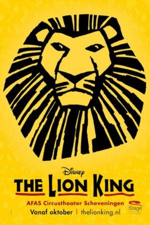Opening The Lion King te zien op Musical Awards Gala