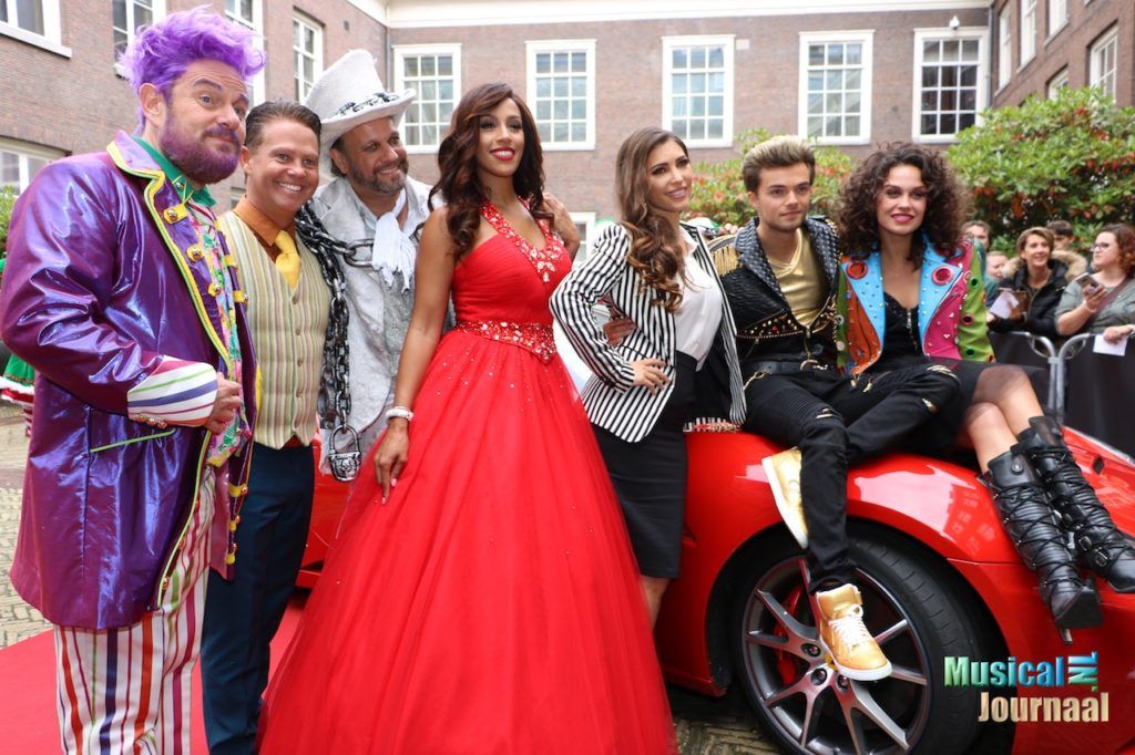 Cast The Christmas Show 2017 bekend gemaakt