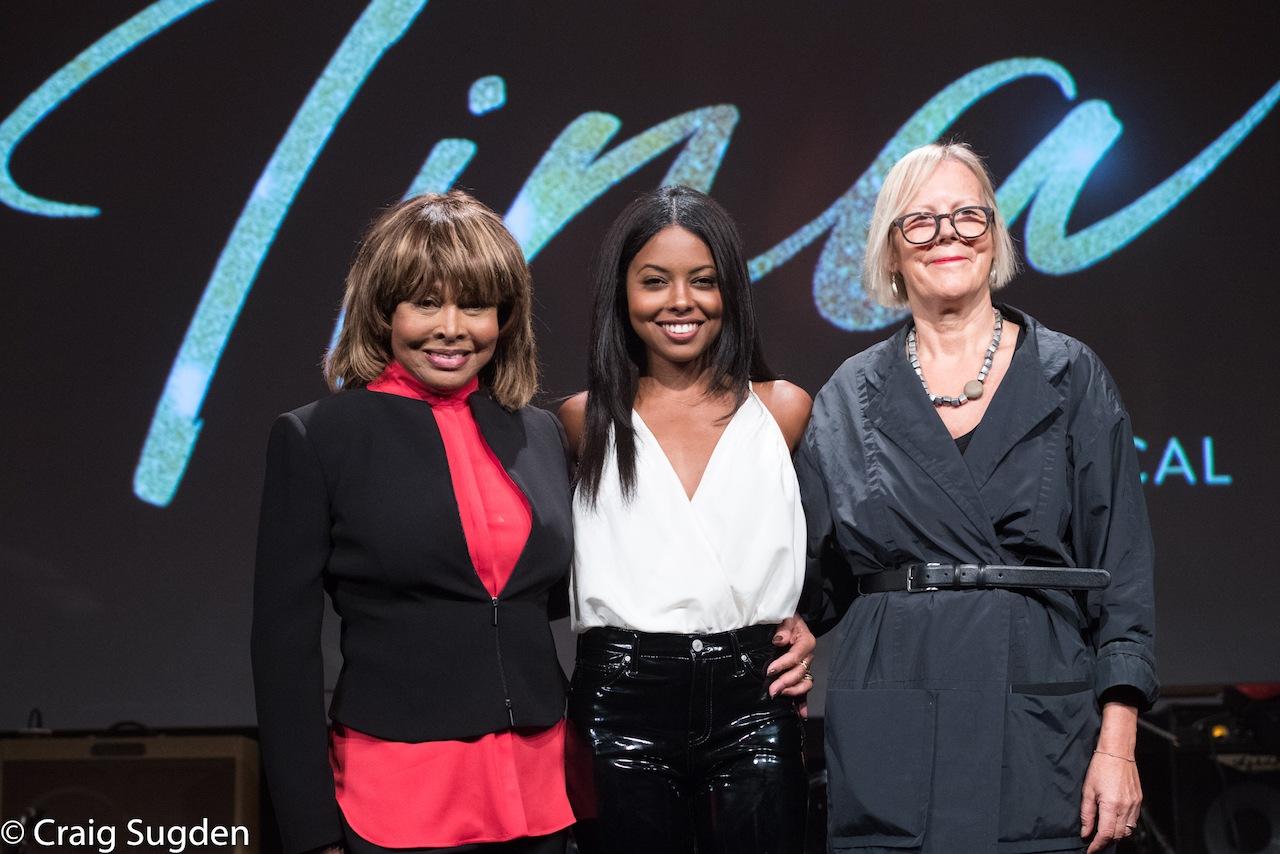 Hoofdrolspeelster 'Tina the Musical' aangekondigd