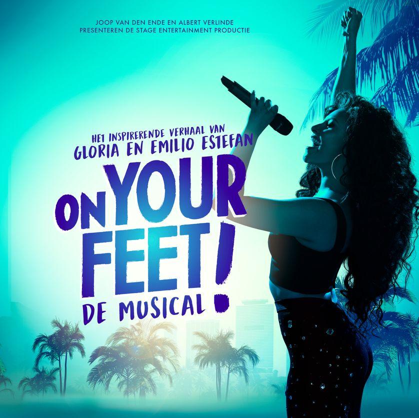On Your Feet! brengt opzwepend spektakel én drama