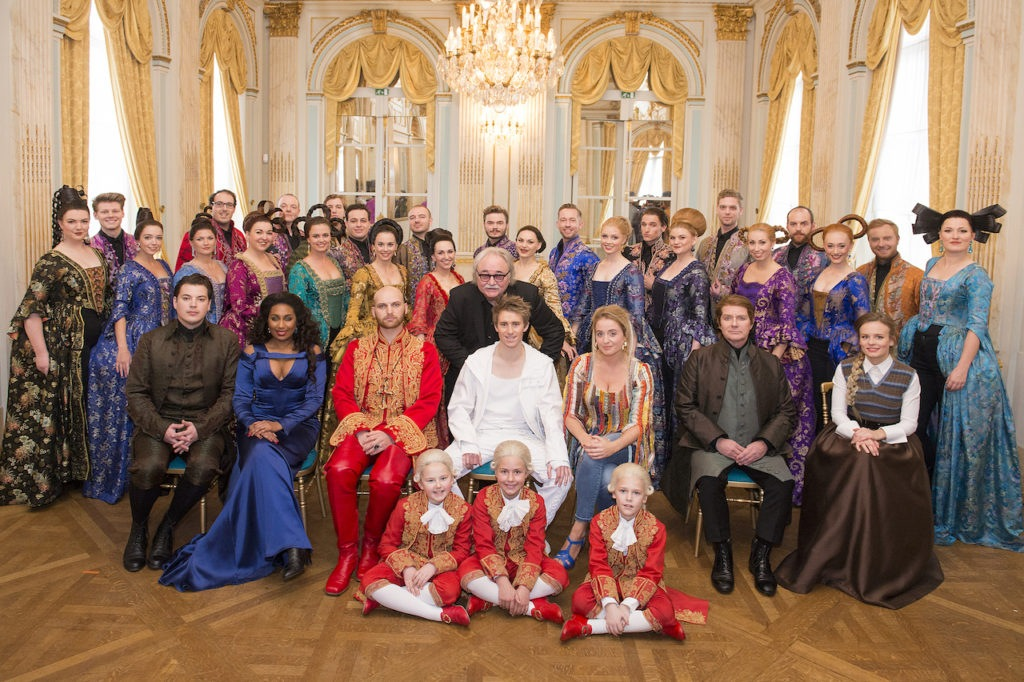Extra voorstellingen voor 'Mozart! de Musical' in de verkoop