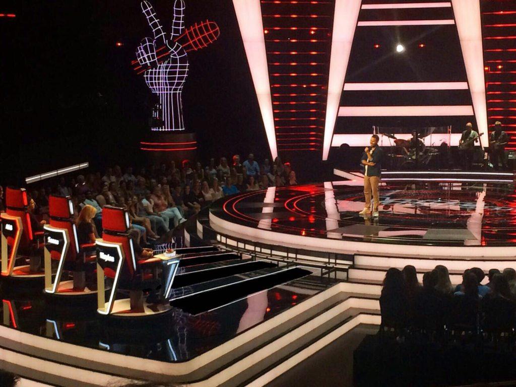 Jeroen Robben in The Voice of Holland