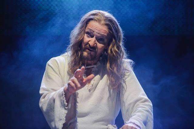 Jesus Christ Superstar, met Ted Neeley, komt met Pasen terug naar Nederland