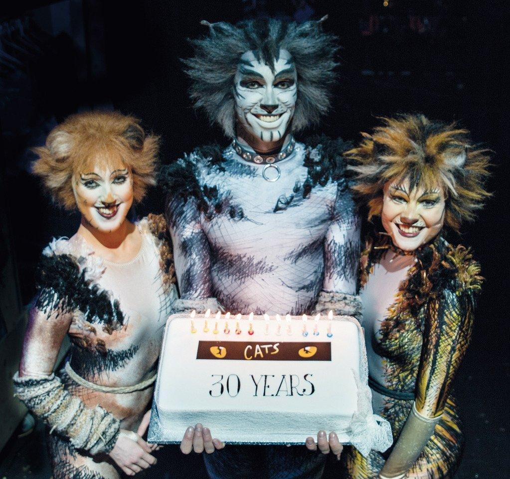Toch meer speeldata voor West End versie van Cats in Nederland