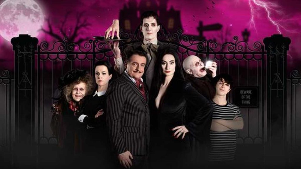 'The Addams Family' start try-out voorstellingen
