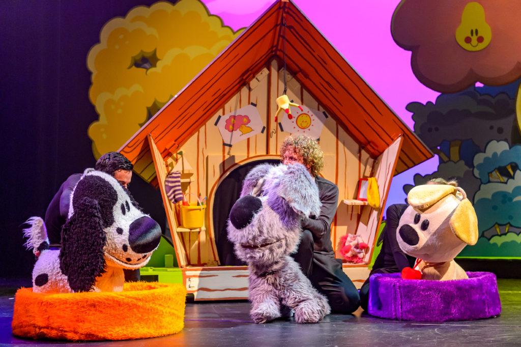 Auditie-oproep: Van Hoorne zoekt poppenspeler voor Woezel en Pip
