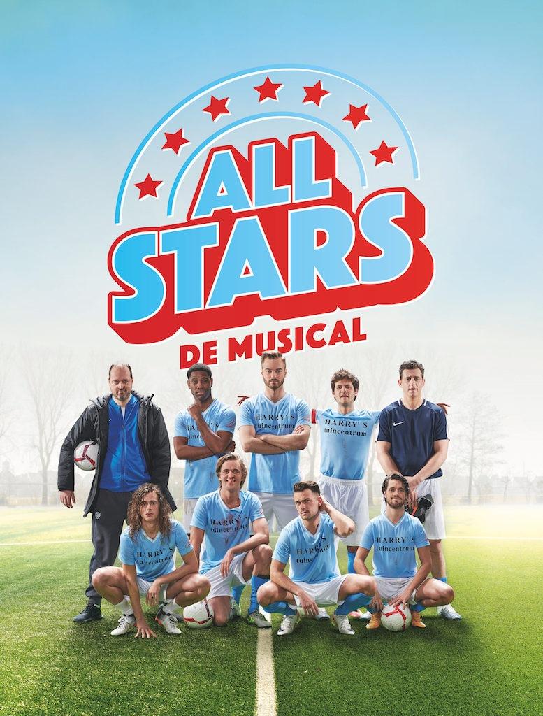 Jim Bakkum en Kees Boot maken selectie All Stars de musical compleet