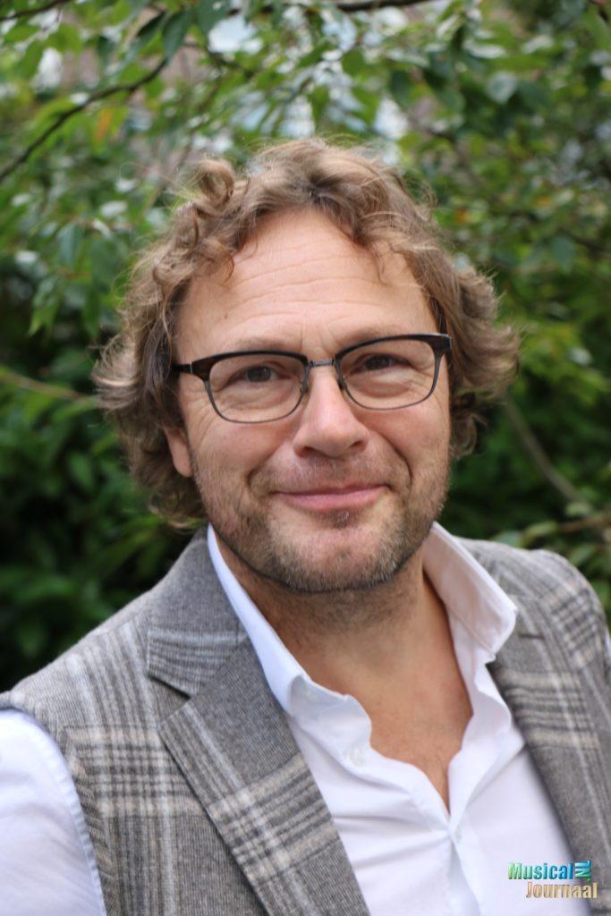 Musical Award winnaars Han Oldigs en Laus Steenbeeke in historische productie