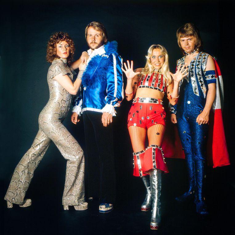 ABBA opnieuw de studio in voor twee nieuwe nummers