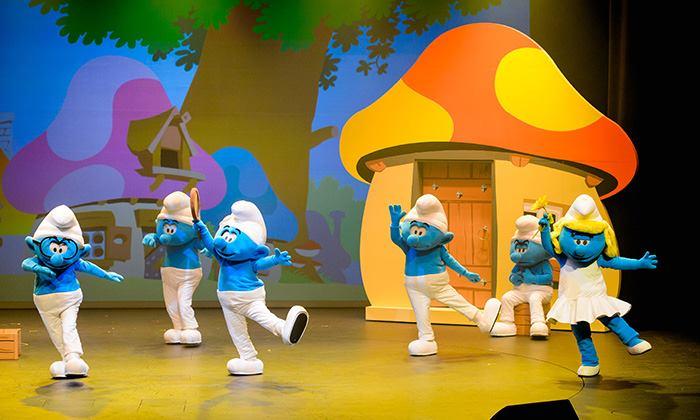Auditie-oproep: dansers (stage) voor de familie-musical 'De Smurfen'