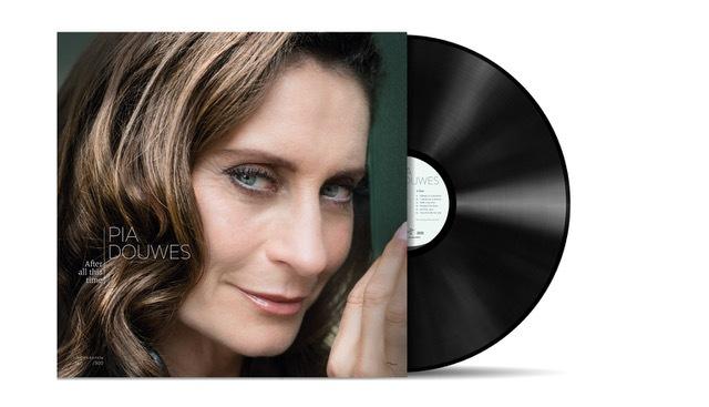 Solo-CD Pia Douwes ook op vinyl uitgebracht