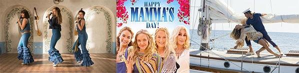 Mamma Mia! singalong op Moederdag
