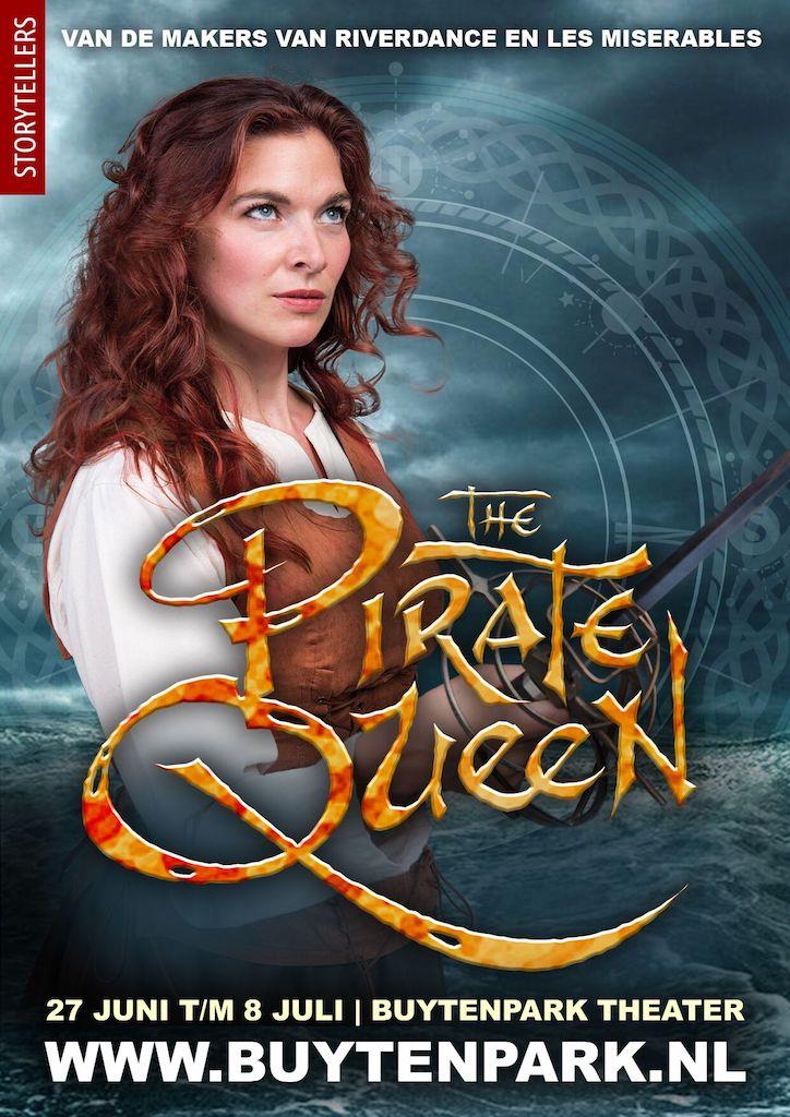 Nederlandse première voor 'The Pirate Queen' in Zoetermeer