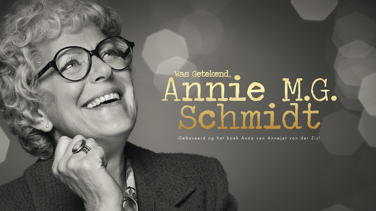 Simone Kleinsma vanaf september in alle voorstellingen van Was Getekend, Annie M.G. Schmidt