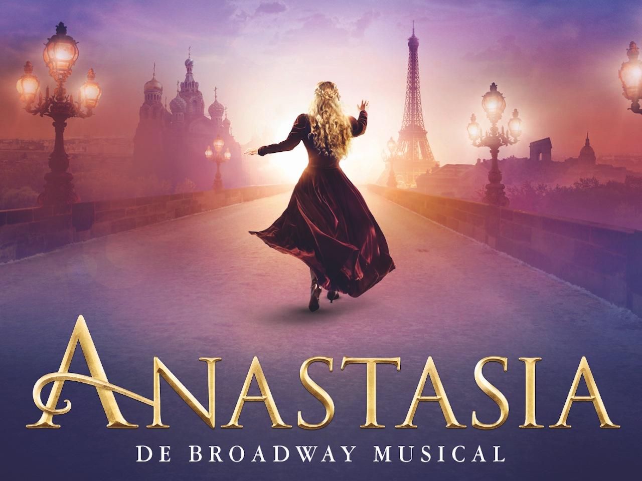 Broadway musical 'Anastasia' naar AFAS Circustheater in Scheveningen