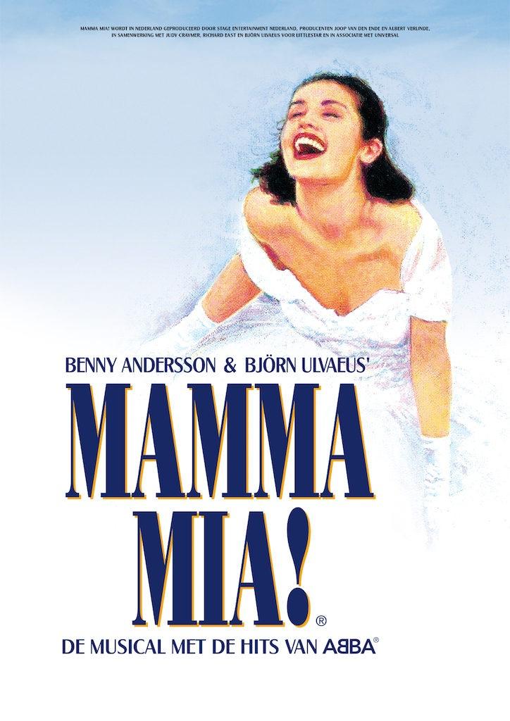 Al 300.000 bezoekers voor musical 'Mamma Mia!'