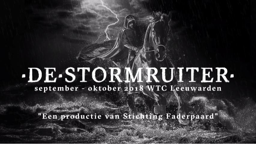Fries theaterspektakel 'De Stormruiter' is huzarenstuk voor componist Rogier Bosman