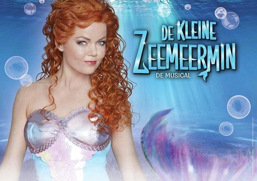 40.000 tickets voor De Kleine Zeemeermin De Musical verkocht