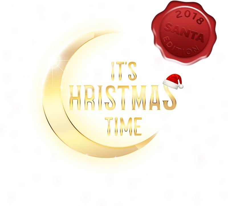Vajèn van den Bosch opent Kerstseizoen met 'It's Christmas Time'