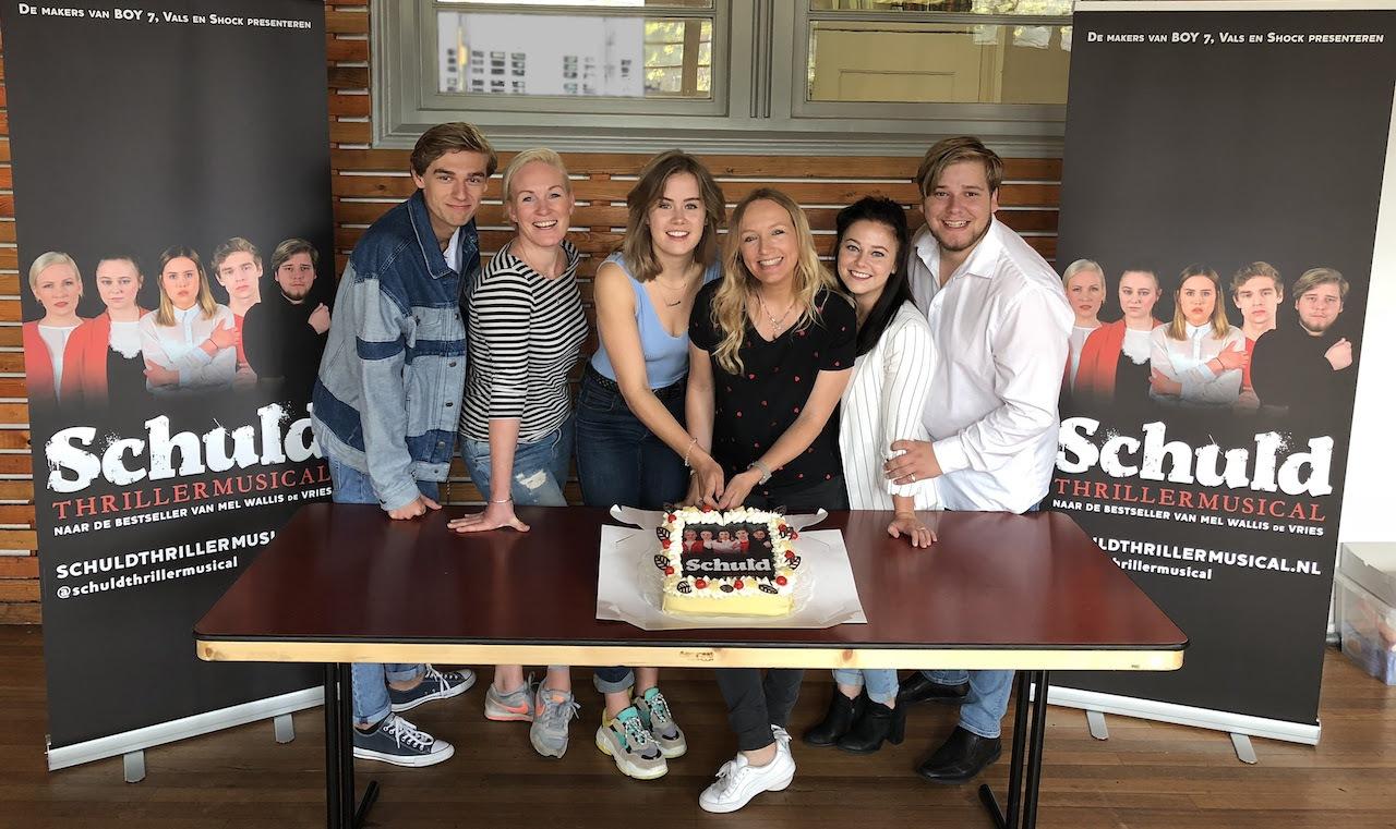 Repetities gestart voor thrillermusical 'Schuld'