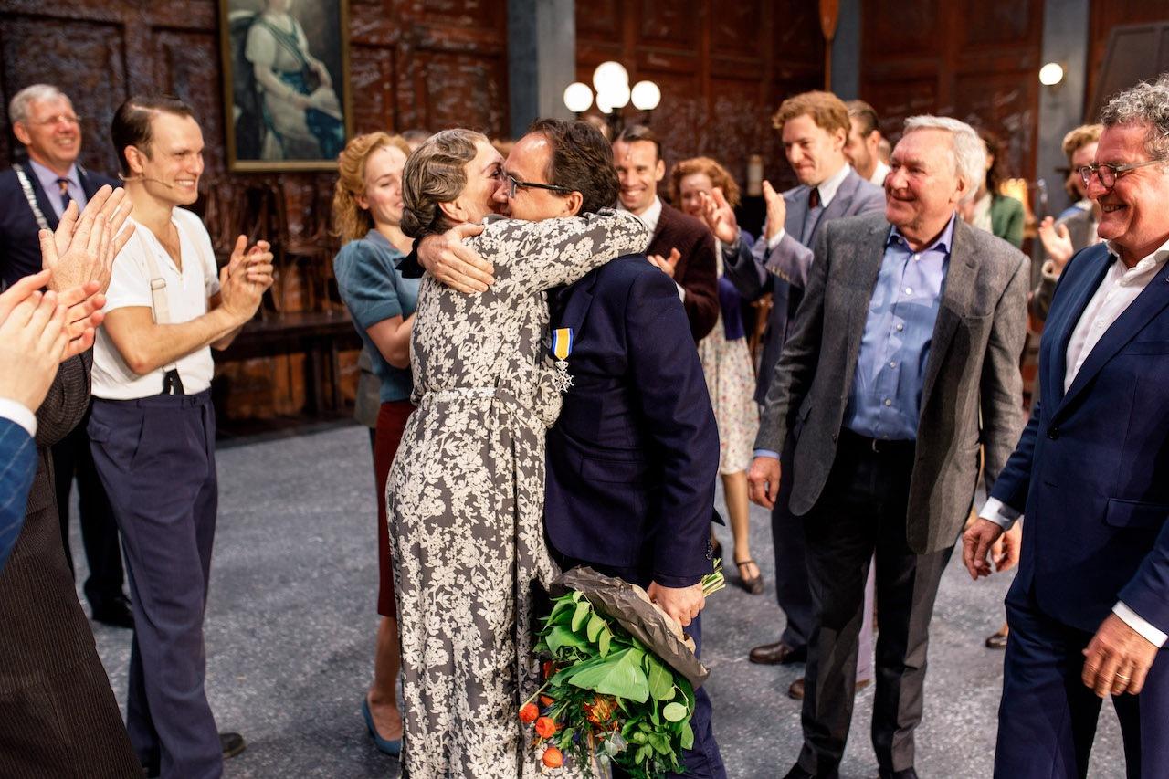 Koninklijke onderscheiding producent Fred Boot bij 8-jarig jubileum