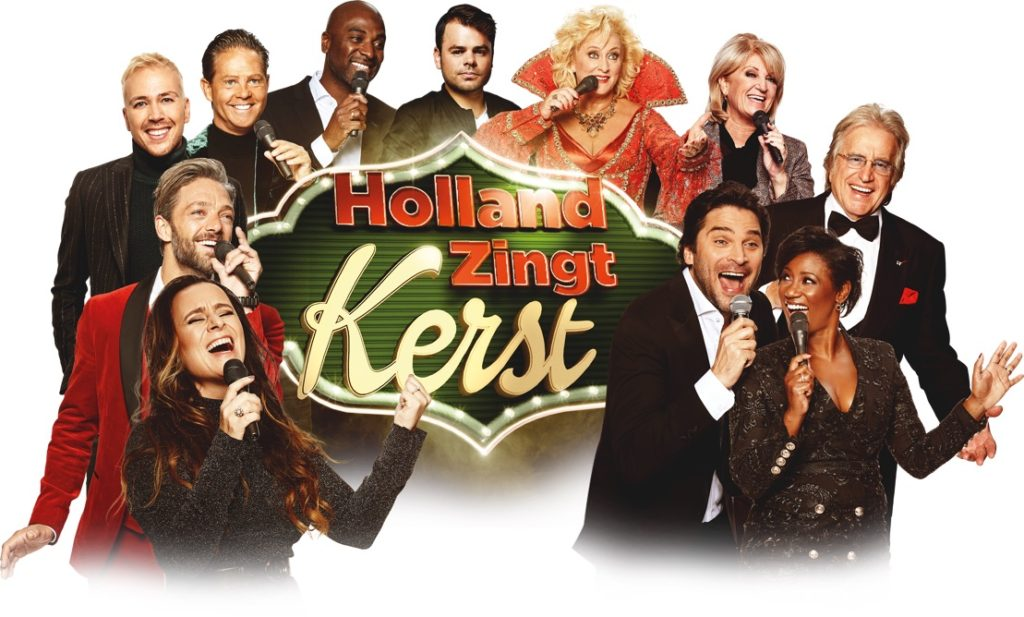 Jamai maakt comeback bij 'Holland Zingt Kerst' in Rotterdam Ahoy