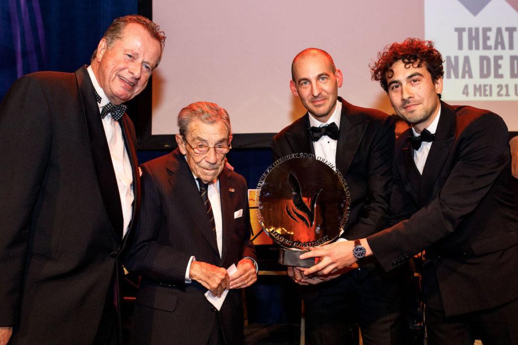 Engelandvaarders Award voor Theater Na de Dam