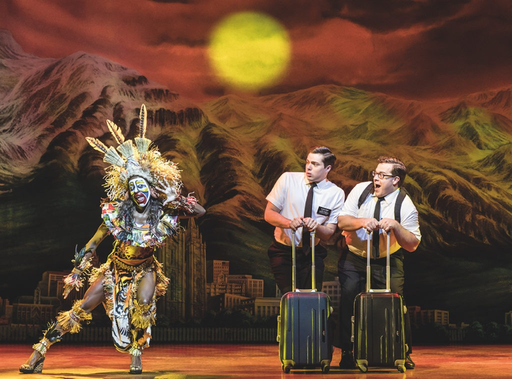 Kaartverkoop 'The Book of Mormon' start dinsdag 5 februari