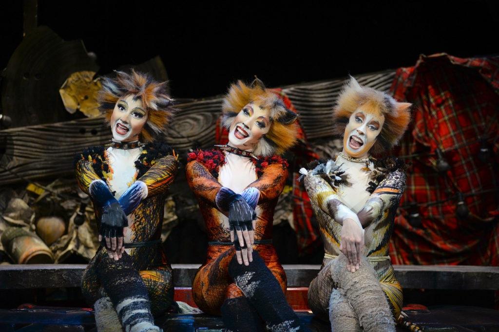 60.000 kaarten verkocht voor Nederlandse tournee 'Cats'