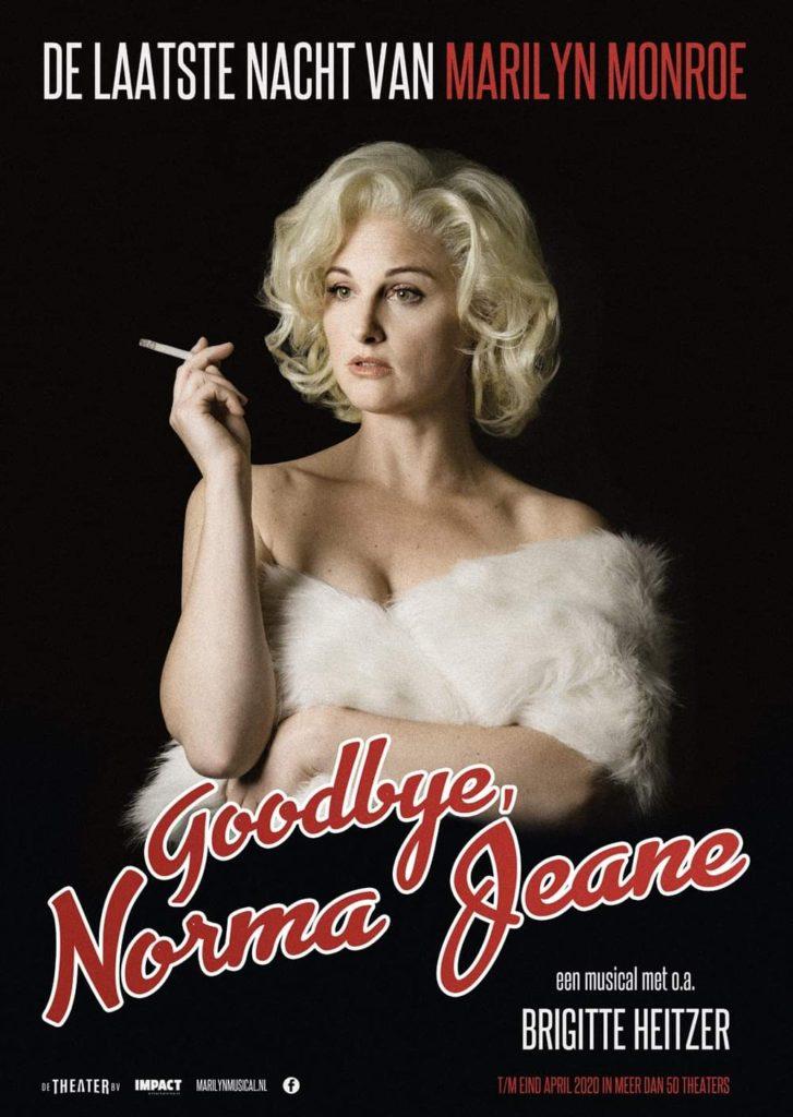 Ellen Pieters maakt cast 'Goodbye, Norma Jeane' compleet