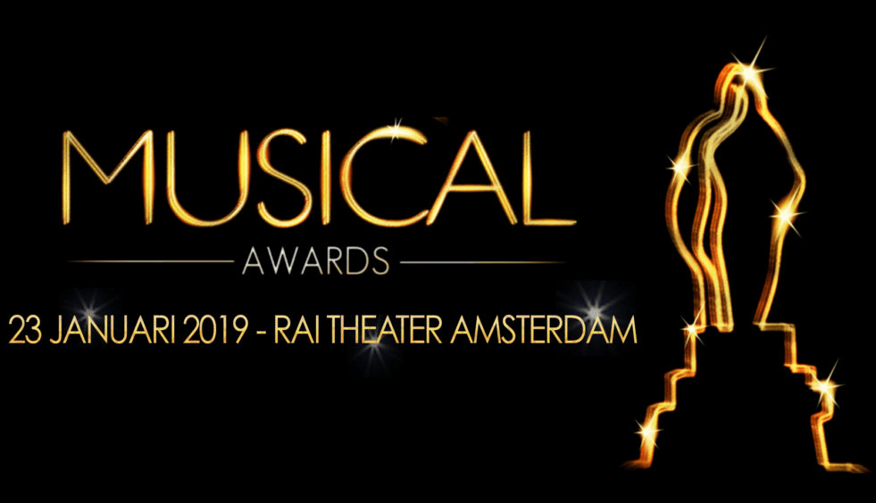 Publieksprijs Musical Awards voor Mamma Mia!, The Lion King of Soldaat van Oranje