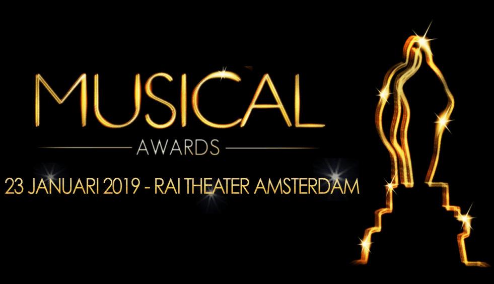 Nominaties Musical Awards 2019 bekend gemaakt