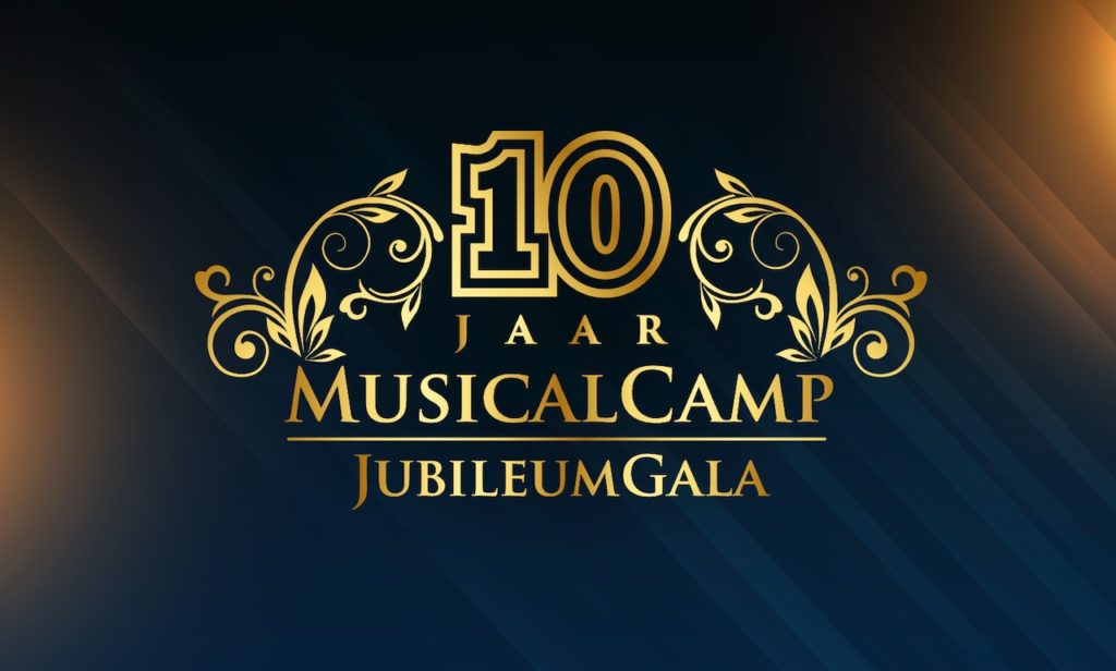 MusicalCamp viert 10-jarig jubileum in DeLaMar