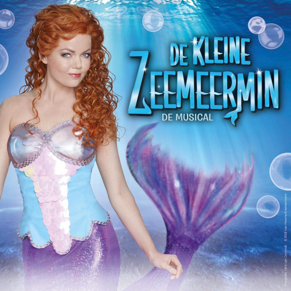 90.000 tickets voor 'De Kleine Zeemeermin De Musical' verkocht