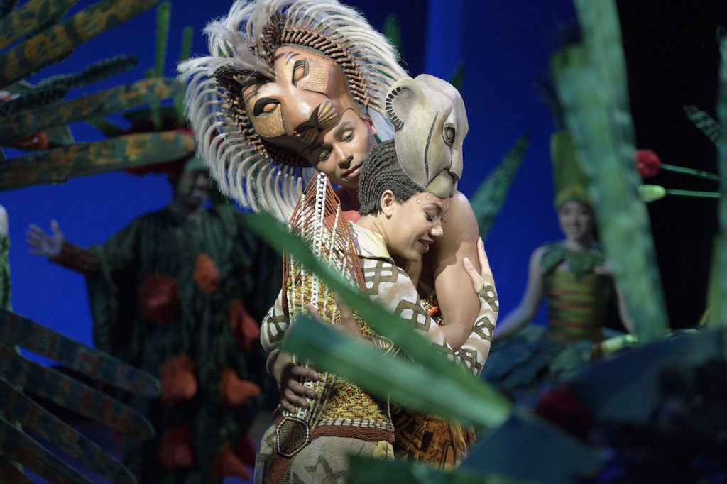 Publiek kiest opnieuw The Lion King als Beste Musical